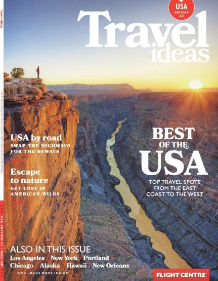 Travel Ideas Magazine - USA Edition 3